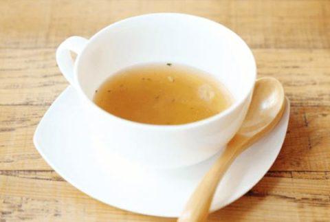 ジンジャースープ