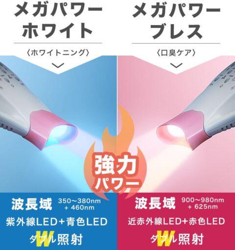 LED照射マシン