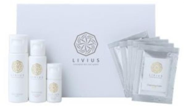LIVIUS リビウス スキンケア化粧品 販売店 価格 最安値